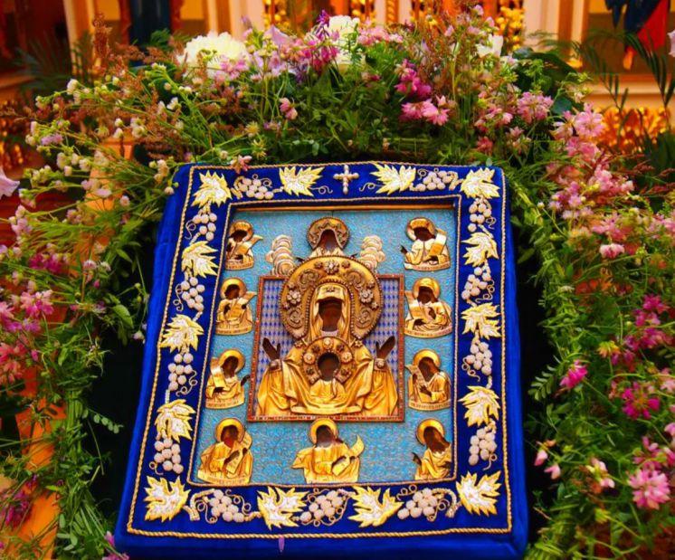 Крестный ход с иконой Божией Матери «Знамение» Курская Коренная пройдет без паломников